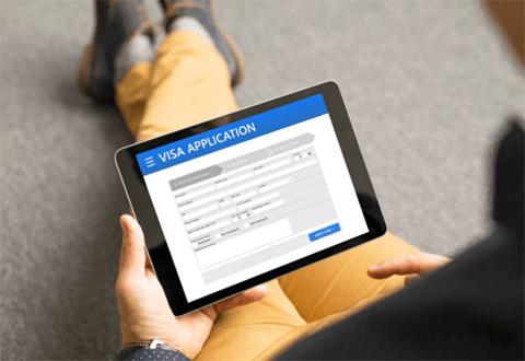 L-1A visa application requirement