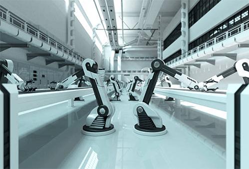 advantages of robotic arms