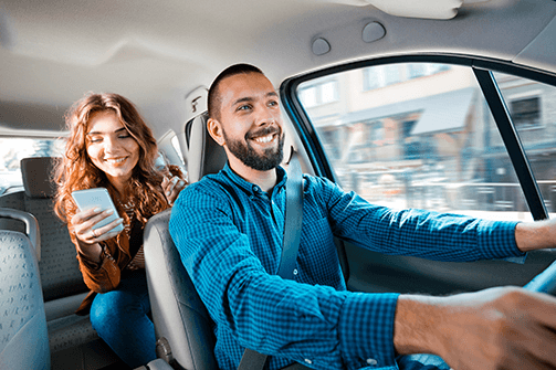 benefits of ride hailing app