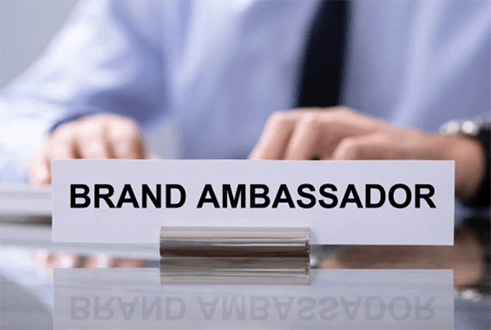 Become your brand ambassador