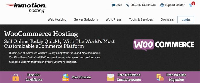 InMotion best ecommerce hosting company