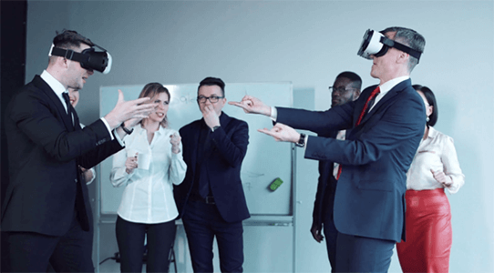 benefits of virtual reality in business