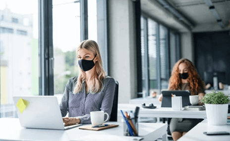 offices after the pandemic