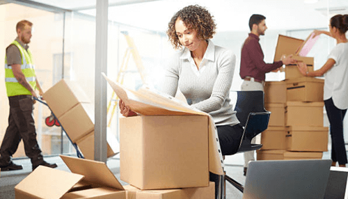 relocation with the employees