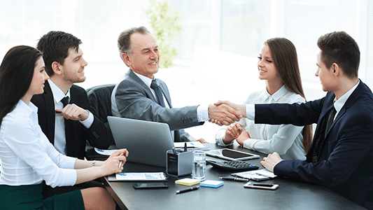 ways to attract potential customers and investors