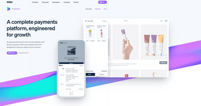 Stripe Most Popular Online Payment Solutions