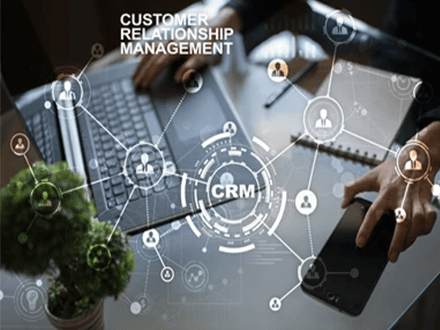 CRM ERP software