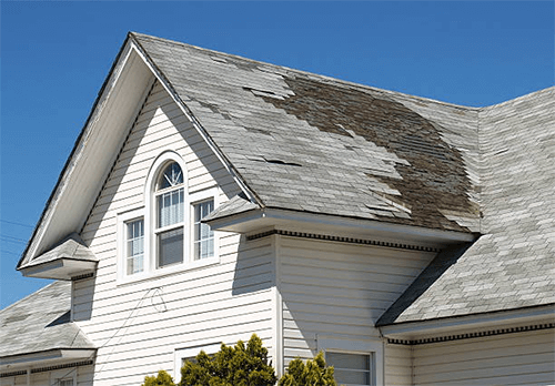 Rusting Roof