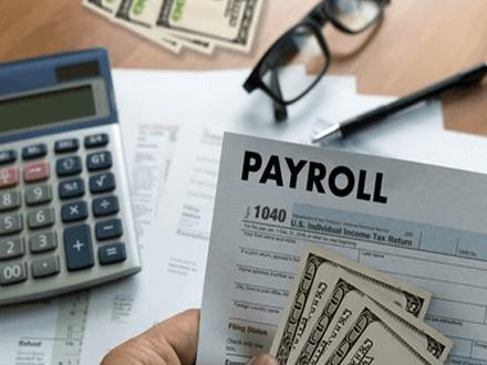 Paying payroll taxes Manage Payroll
