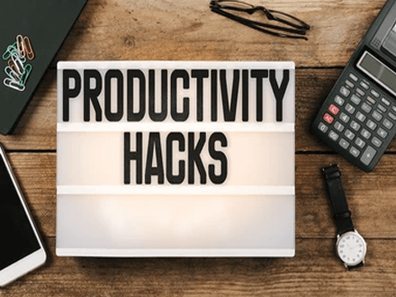 Best productivity hacks productivity hacks