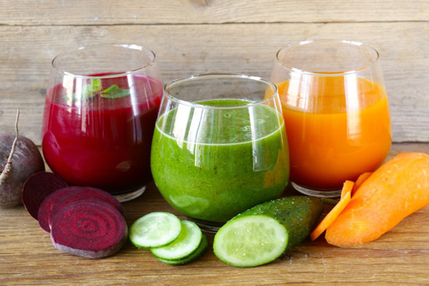 Detox Cleanse with Juicing | Body Cleanse Methods Using Alkaline Water