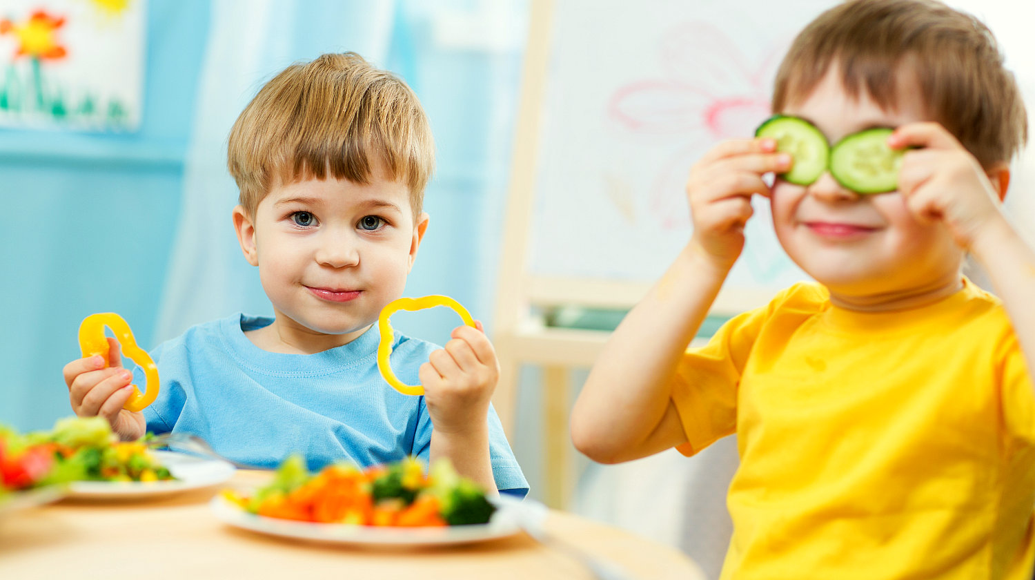 How To Trick Your Kids Into Eating Healthy