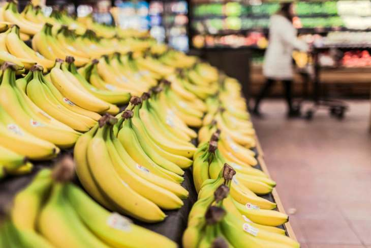 Fruit grocery Bananas market | Most Nutritious Foods to Add to Your Diet
