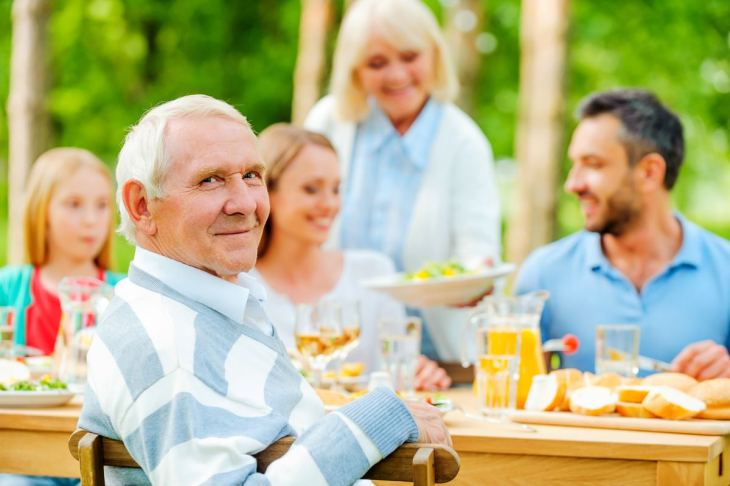 Family gathering | Boost Your Immune System By Drinking Water