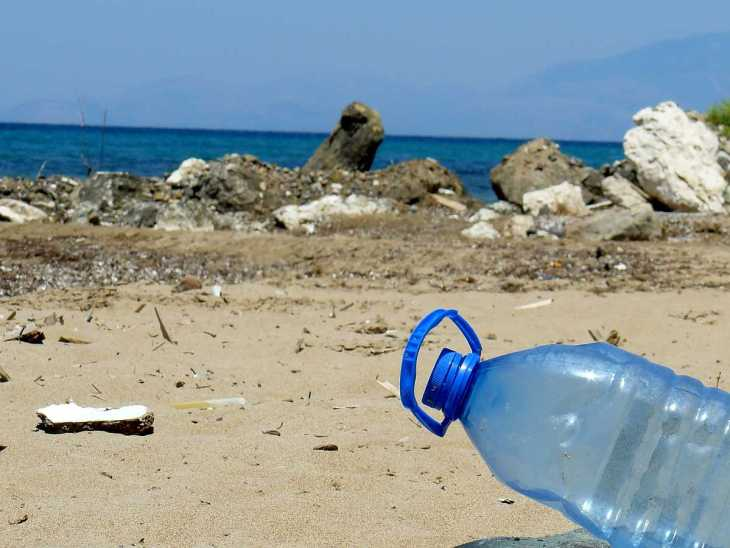 Bottled water at the seashore | Things They Never Tell You About Bottled Water