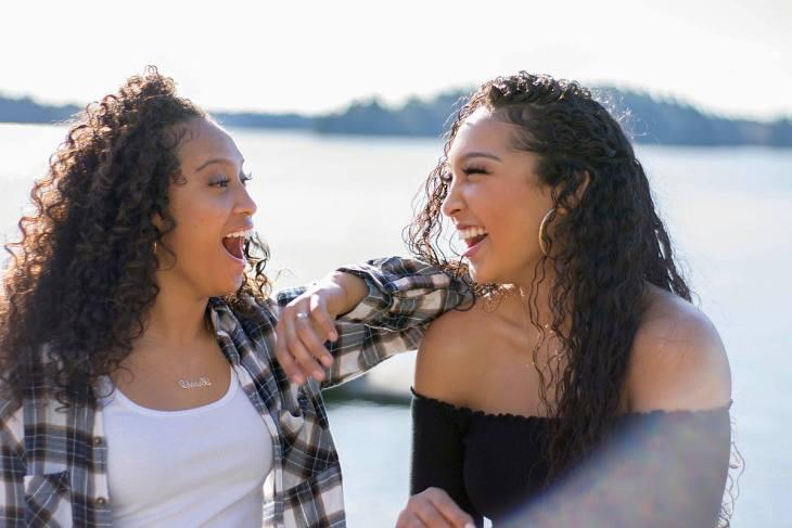 two women talking | Surprising Benefits Of Baking Soda