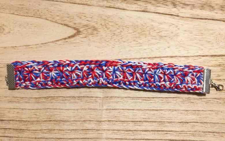 Mixed Star Bracelet