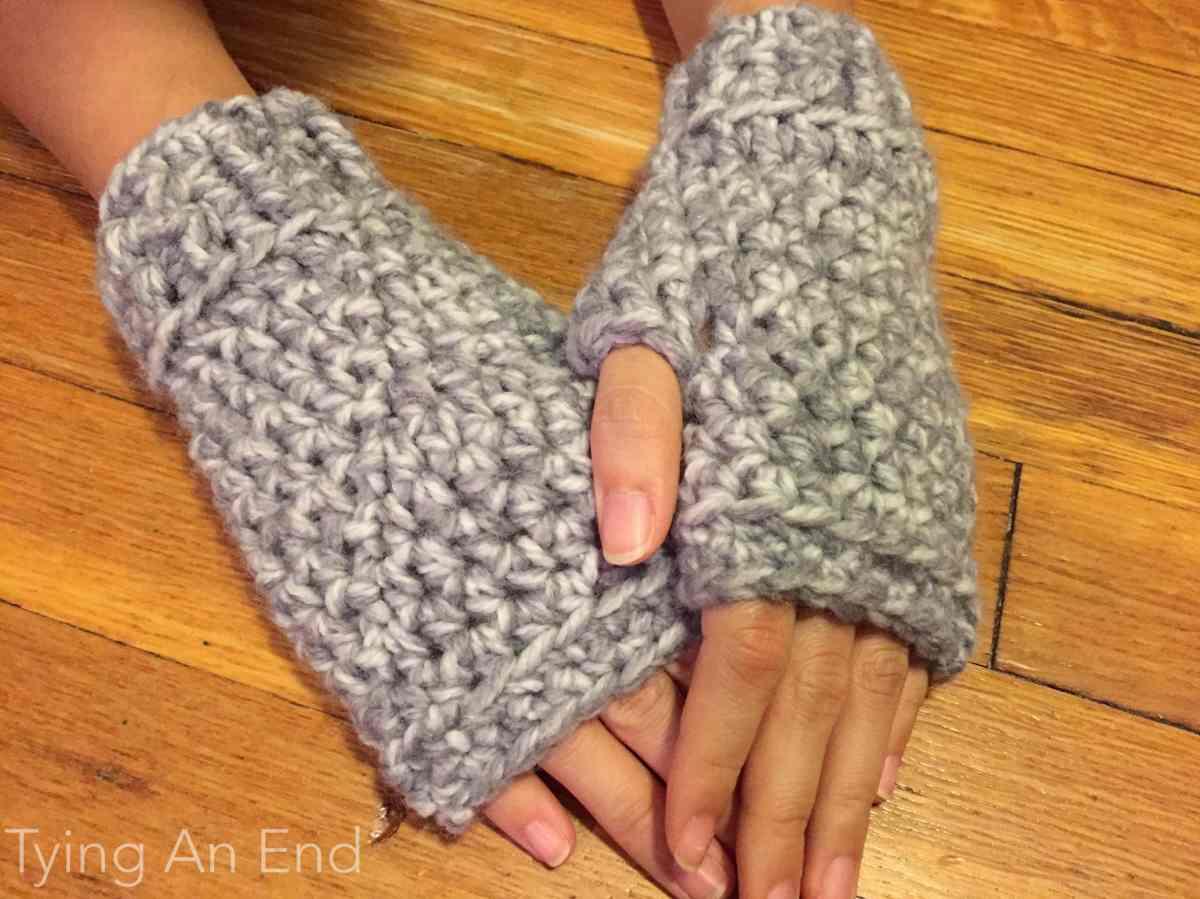 Chunky Wrist Warmer