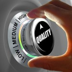 Keeping data quality simple