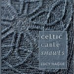 knitting celtic cable shawls