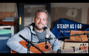 Steady As I Go by Tyler Stenson