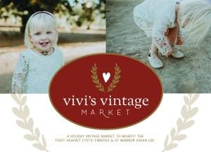 Vivi's Vintage Holiday Market