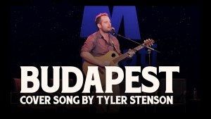 Budapest cover song