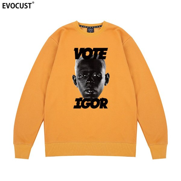 Golf Wang Tyler The Creator Vote Igor Sweatshirts