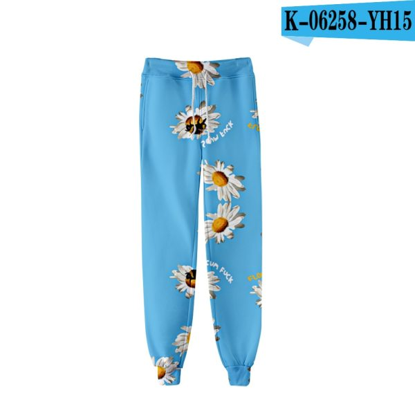 Tyler The Creator Trousers 3D Jogger Pant