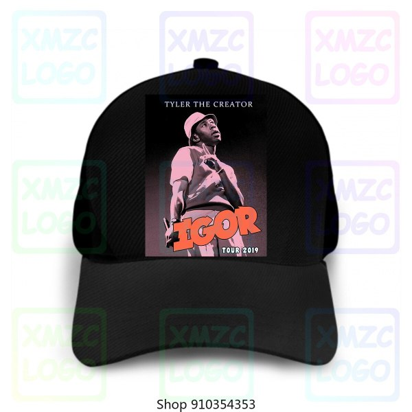Tyler The Creator Igor Tour Shirt 2019 Baseball Hat
