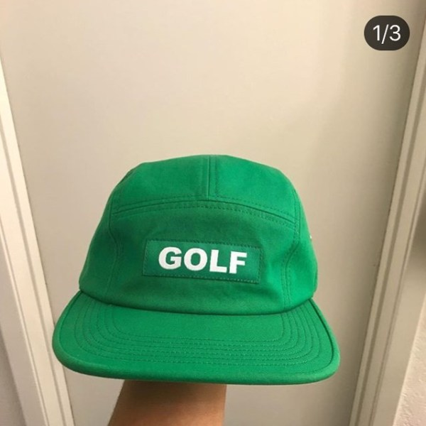 Golf Wang Snapback Cap