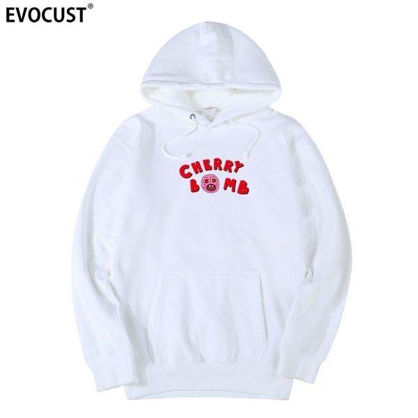 Tyler The Creator Cherry Golf Wang Sup Skate Hoodie