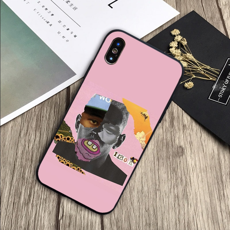 Tyler The Creator Soft Silicone Phone Case