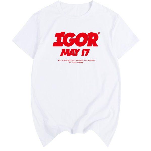Vote Igor May Golf Wang Cherry Bomb Flower T-shirt
