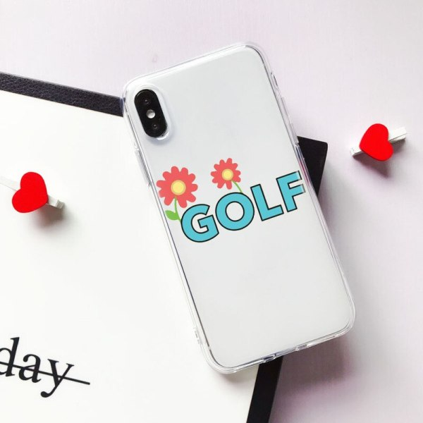 Odd Future Silicone Phone Case