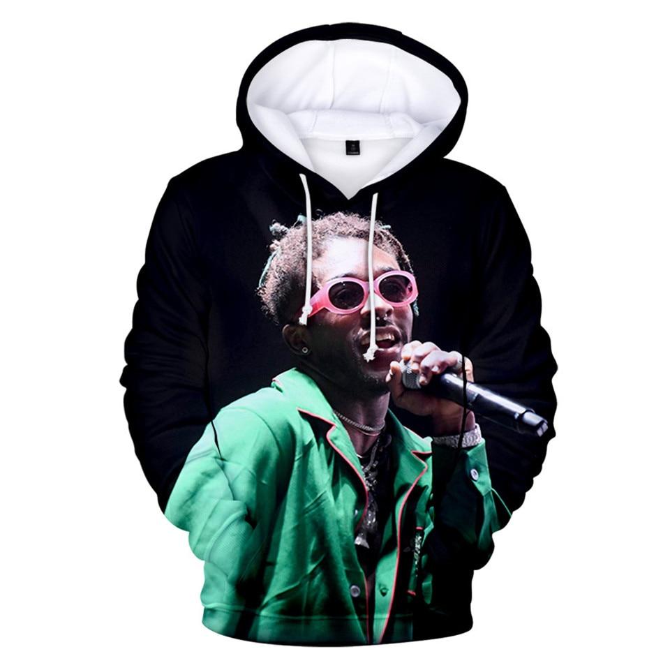 3D Poster Hoodie Sweatshirt