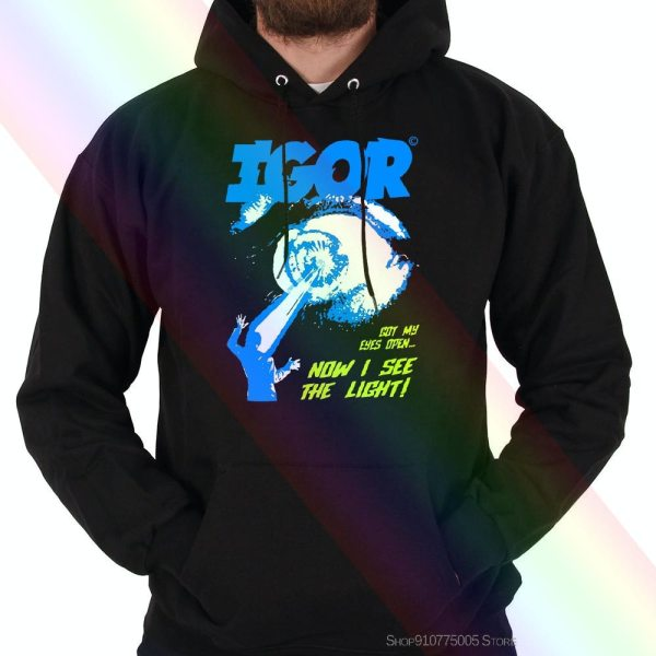 Got My Eyes Open Now I See the Light Hoodie