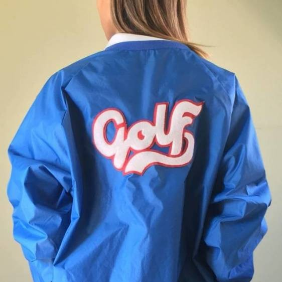 Tyler The Creator Golf Coat
