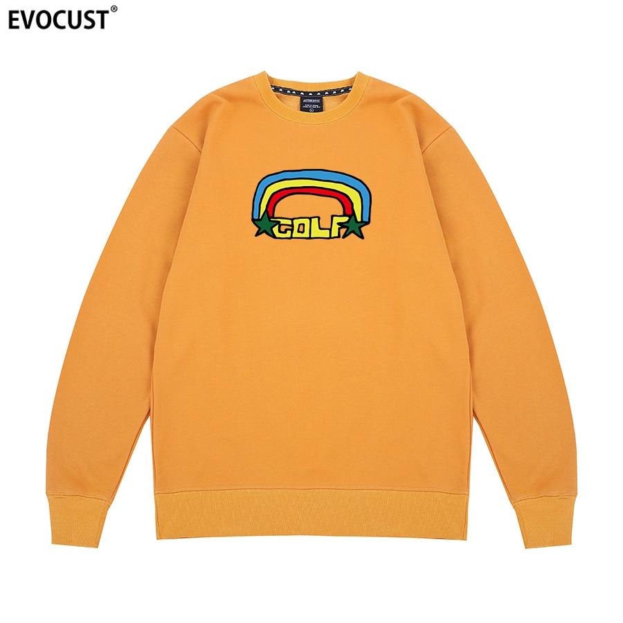 Golf Wang Rainbow Sweatshirt