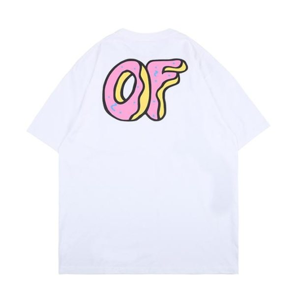 Golf Wang Odd Future Donut T-Shirt