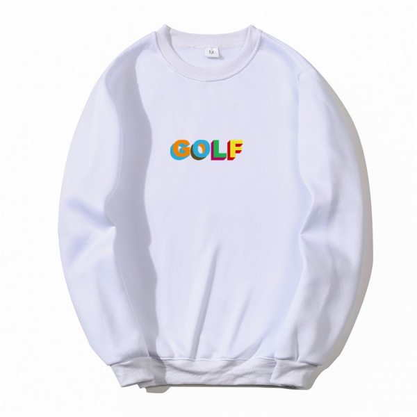 Tyler The Creator Golf O-Neck Sweatshirt