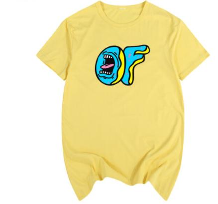 Tyler the Creator Odd Future New T-Shirt 3