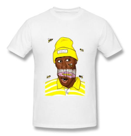 tyler the creator bee art shirt 1