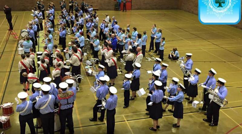 Muster at Manchester