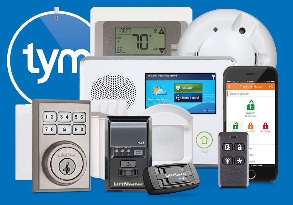 Home Security and Surveillance Packages,