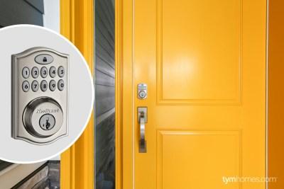 Kwikset Smart Door Lock - Salt Lake Parade of Homes