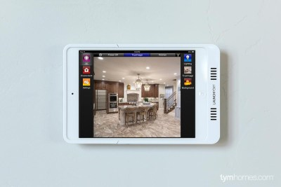 Savant TrueControl Home Automation iPad app - Salt Lake Parade of Homes
