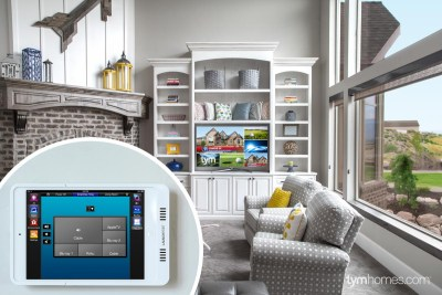 Savant SmartView Video Tiling iPad app - Salt Lake Parade of Homes