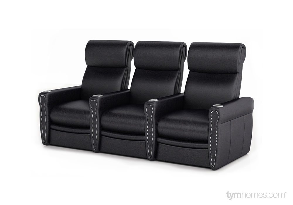Octane Turbo Home Theatre Seating, CinemaTech Seating