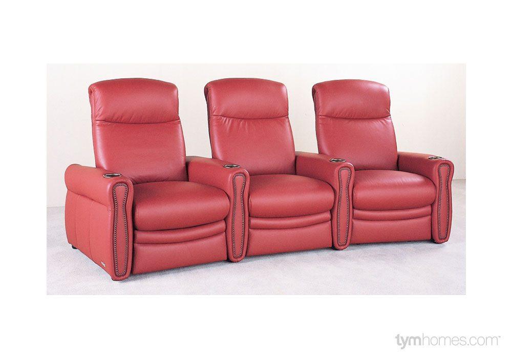 CinemaTech Home Theater Seating, Salt Lake City, Utah  |  CinemaTech 'Lonestar'